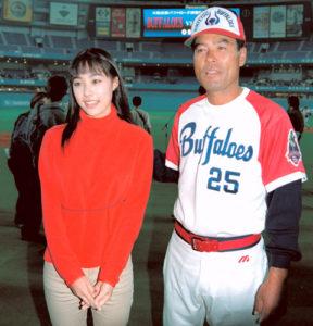 吹石一恵の父は野球の元プロ選手?