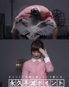 武田梨奈 CM 瓦割り