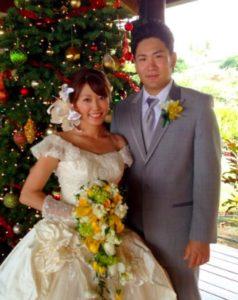 里田まい 田中将大 結婚