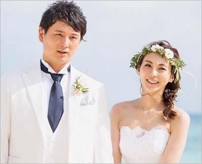 押切もえ 現在の顔 結婚式
