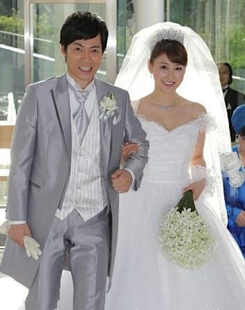 安めぐみ 旦那 結婚 4